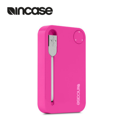 Incase Portable Power Batterij 2500 Magenta