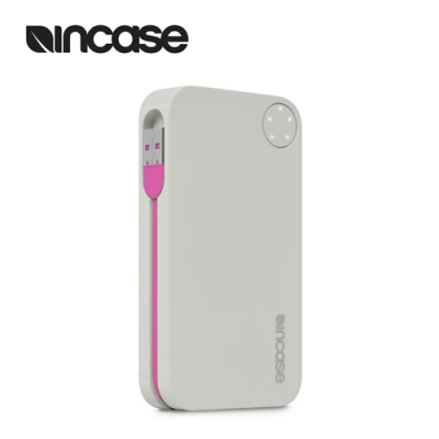 Incase Portable Power Batterij 5400 Gray