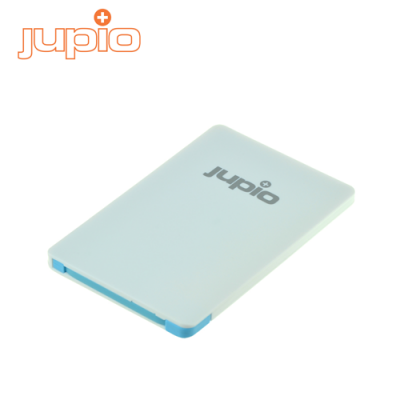 Jupio Power Vault Card 2500 White