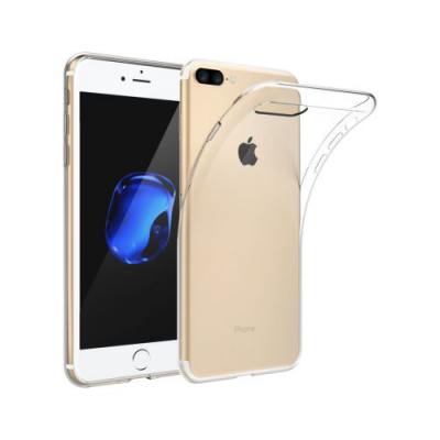 Mobiware TPU Case Transparant iPhone 7 Plus